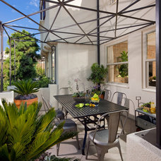 Contemporary Patio by William Lyon Homes