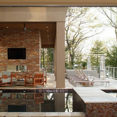 Contemporary Patio by WAYCOOL Homes, LLC