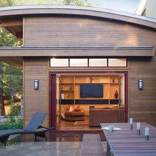Modern Patio by Banducci Associates Architects, Inc.