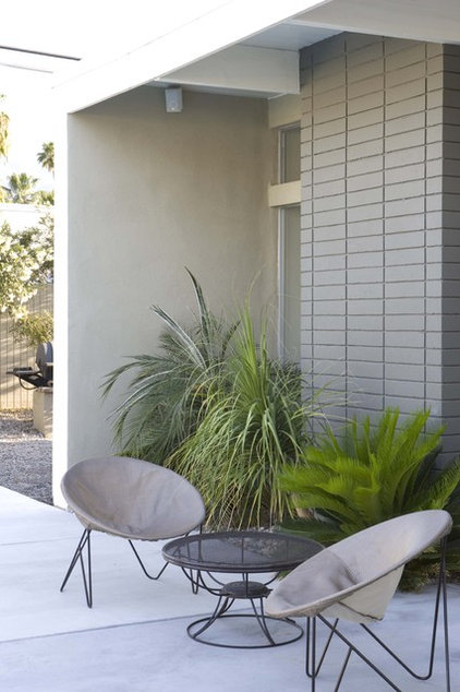 Modern Patio by The House Of Mink