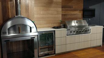 Alfresco Kitchens - custom