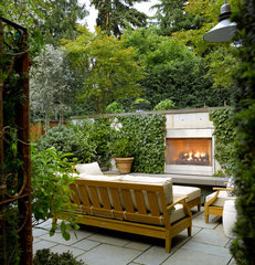 contemporary patio by Scot Eckley Inc