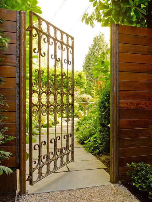 SaveEmail & Yard Gate   Houzz Pezcame.Com