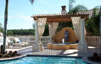 Outdoor Rooms:  The Perfect Pergola