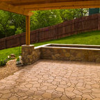 Past Projects Traditional Patio Charlotte By