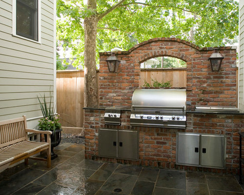 Outdoor Grill Home Design Ideas Pictures Remodel And Decor