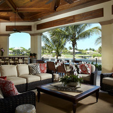 Traditional Patio by Freestyle Interiors