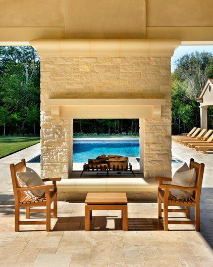Contemporary Patio by Pacific Peninsula Group