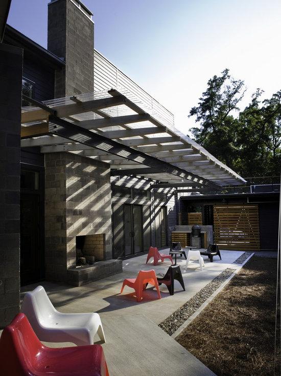 modern canopy home design, photos & decor ideas