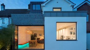 Aluminium Range of Windows and Doors