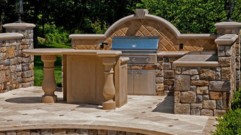 Amazing Lynx Outdoor Kitchen