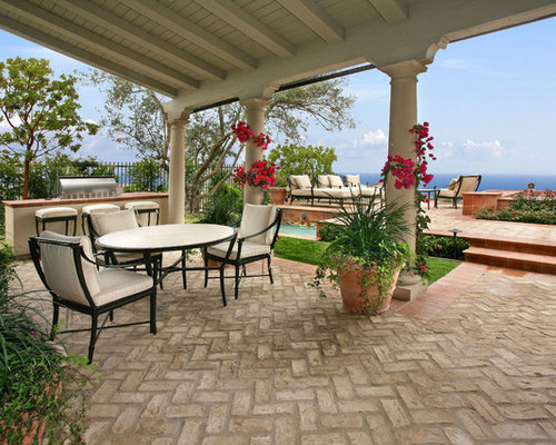 Herringbone Pavers Ideas, Pictures, Remodel and Decor