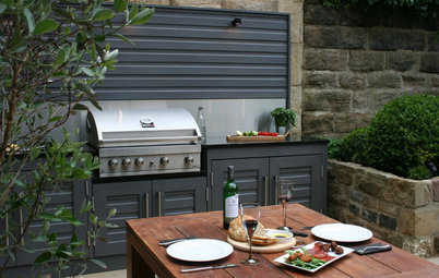 10 Stylish and Efficient Outdoor Kitchens