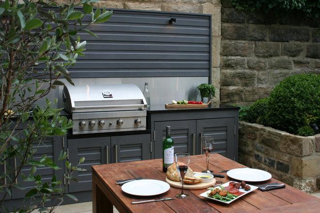 Contemporary Patio by Inspired Garden Design
