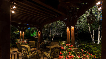Anderson Home Exterior Lighting