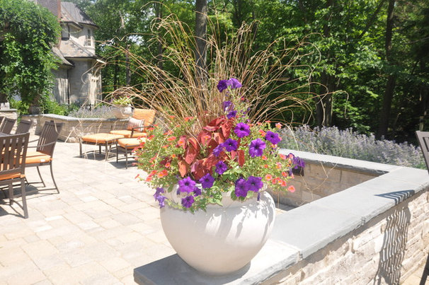 Traditional Patio by Earth Developments, Inc.