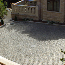 Traditional Patio by Monarch Stone International