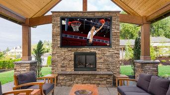 Apollo Outdoor TV Enclosures
