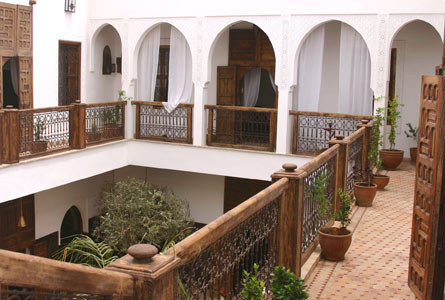 Moroccan home designs plans