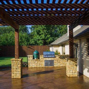 Arbors & Pavilions - Impressive Cedar Arbor