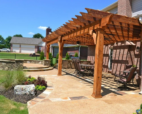 Traditional Patio Design Ideas Renovations Amp Photos With
