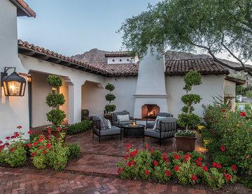 Arcadia Spanish Colonial | Courtyard