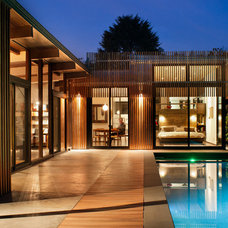 Contemporary Patio by Drew Kelly Photography