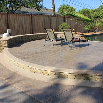 Arizona - Decorative Concrete - Dallas, TX
