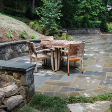 Traditional Patio by Outdoor Spaces