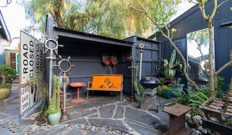 キッチンからガーデンへ。ガーデニンググッズの整理収納とアップサイクルの楽しみ方