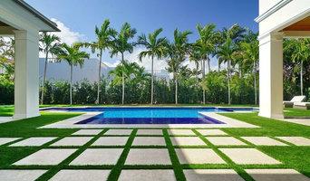 Artificial Grass & Paver Strips
