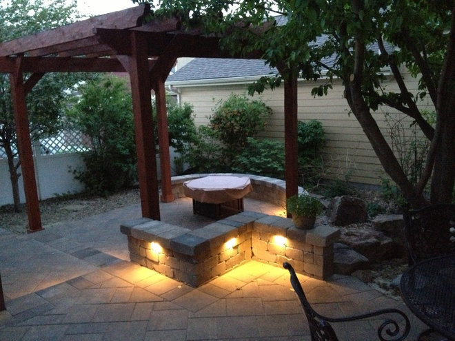 Traditional Patio by Archadeck of the Foothills