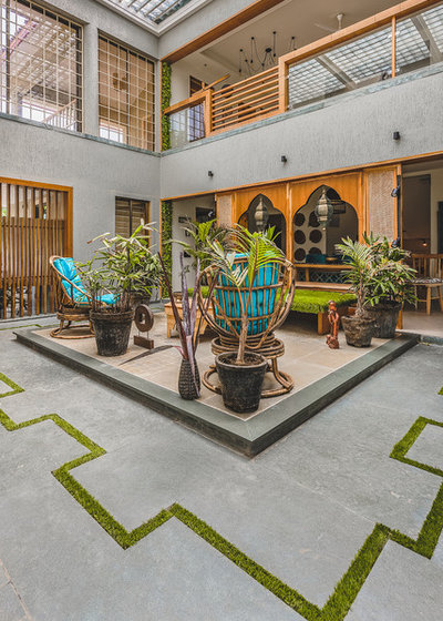 Asian Patio by Design Box