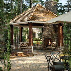 Traditional Patio by Arthur Rutenberg Homes