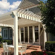 Traditional Patio Ashland Lane Residence