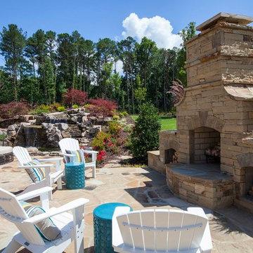Ashton Woods Atlanta Outdoor Spaces