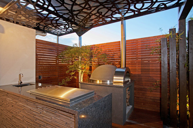 9 tips for a functional and stylish outdoor kitchen