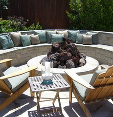 contemporary patio by {environmental concept}