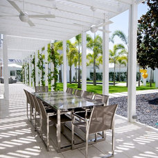 Contemporary Patio by Jacobsen Architecture, LLC