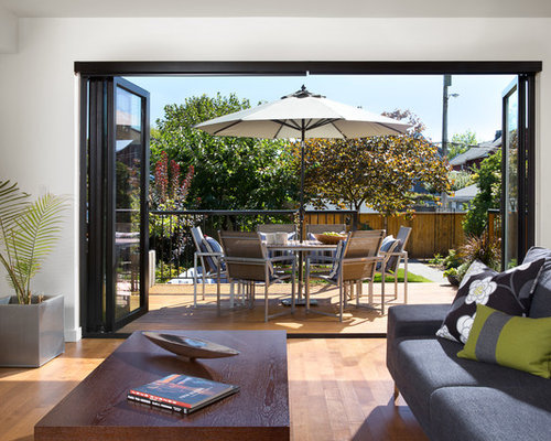Accordion Glass Doors folding glass doors | houzz