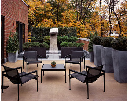 Contemporary Patio by Austin Patterson Disston Architects