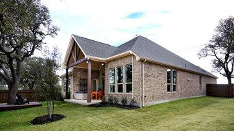 Austin, Texas   Savanna Ranch - Premier Rosewood Patio