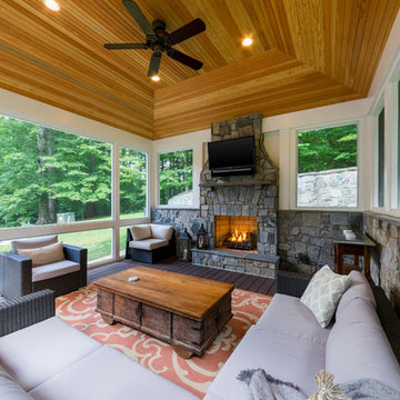 Award Winning Outdoor Living Space