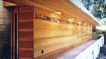 Award Winning Rebuild of Orinda Frank Lloyd Wright House
