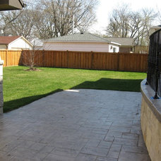 Traditional Patio by Follyn Builders & Developers