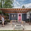 A Modern Backyard Trumps the Texas Heat