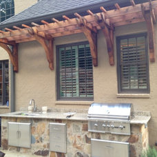 Traditional Patio by Vickie Beard, RealtySouth - Birmingham, AL