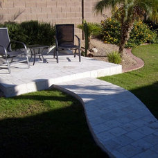 Traditional Landscape by Authentic Durango Stone™