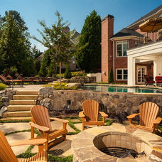 Traditional Patio by Keiffer Phillips - Patricia Brown, Builders  Inc.