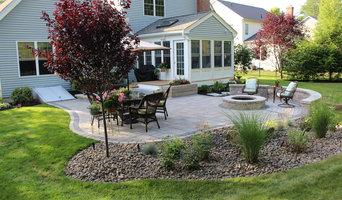 Backyard Living Space Creation